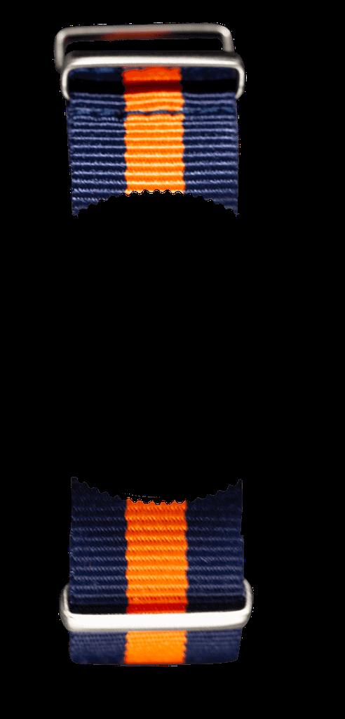 Navy Blue & Orange NATO