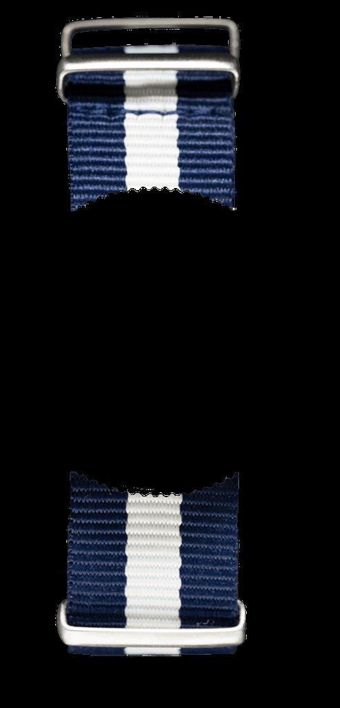 Navy Blue & White NATO