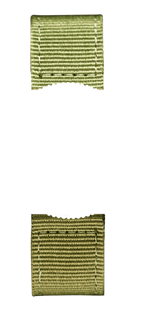 Olive Green 2 Piece Fabric Zulu
